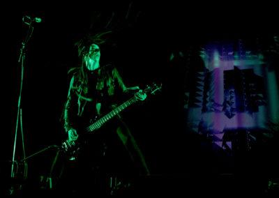 Deathstars lämmitteli Rammsteinia 15.2.2012. Hartwall Areena, Helsinki.