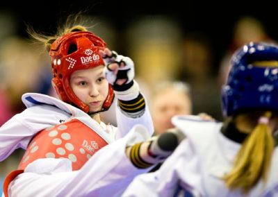 SM-viikkolla lajina myös Taekwondo 14.2.2016. Pirkkahalli, Tampere.
