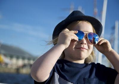 Tuhtoa ei häikäise Meripäivillä 13.7.2017. Tall Ship Race, Kotka.