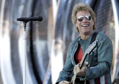 Bon Jovi kepittää 26.5.2013. Ratina, Tampere.